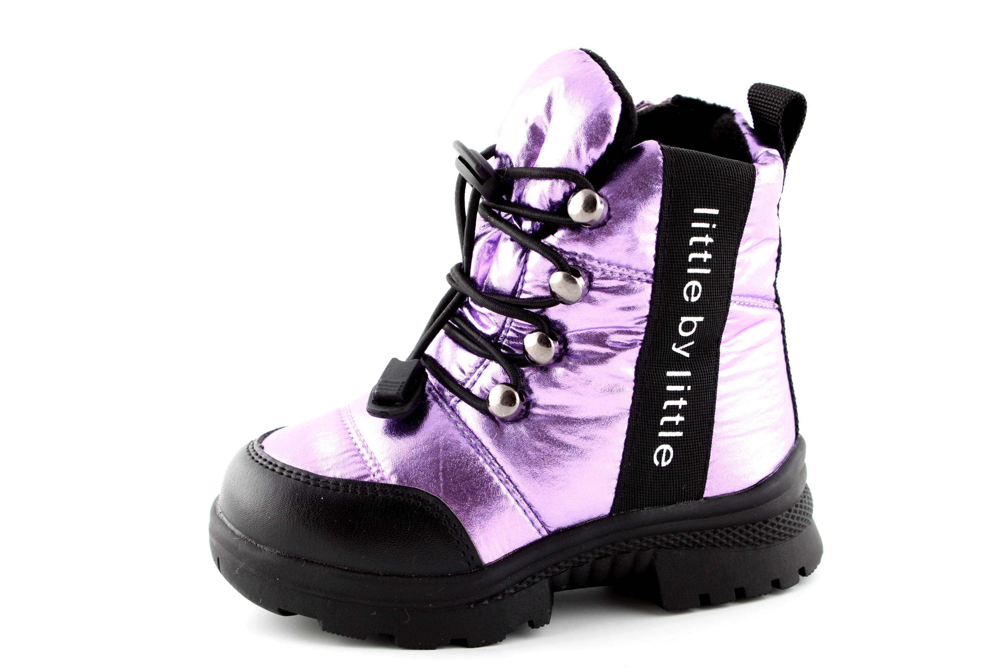 Модель №7214 Зимние ботинки Тм Clibee