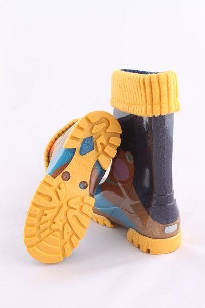 Купить Модель №4761/1 Резиновые сапоги DEMAR - фото 4