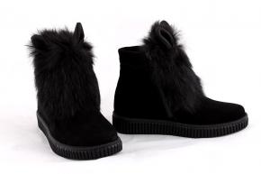 Купить Модель №6057 Зимние ботинки - фото 2