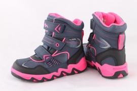 Купить Модель №5904 Зимние ботинки ТМ «BG» Termo - фото 3