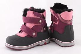 Купить Модель №5952 Зимние ботинки ТМ «MINIMEN» - фото 3