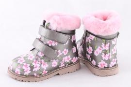 Купить Модель №6064 Зимние ботинки Тм Сказка - фото 3