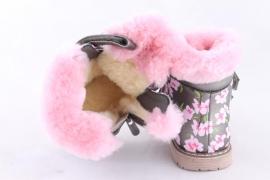 Купить Модель №6064 Зимние ботинки Тм Сказка - фото 4