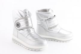 Купить Модель №6385 Зимние ботинки Тм Clibee - фото 2