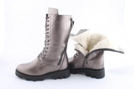 Купить Модель №6386 Зимние ботинки Тм Clibee - фото 3