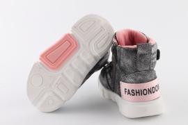 Купить Модель №6775 Демисезонные ботинки ТМ CLIBEE (Румыния) - фото 4
