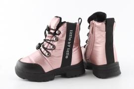 Купить Модель №7213 Зимние ботинки Тм Clibee - фото 4
