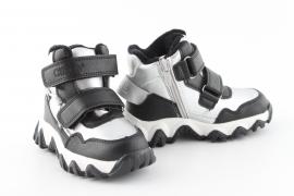 Купить Модель №7217 Зимние ботинки Тм Clibee - фото 2