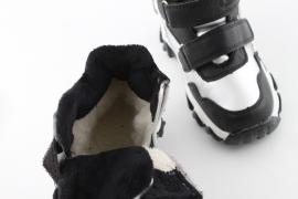 Купить Модель №7217 Зимние ботинки Тм Clibee - фото 4