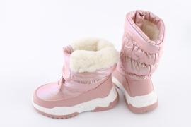 Купить Модель №7222 Зимние ботинки Тм Clibee - фото 4