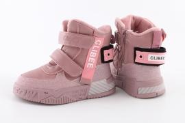 Купить Модель №7224 Зимние ботинки Тм Clibee - фото 4