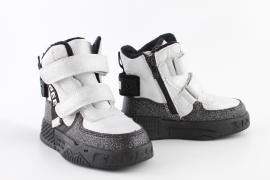 Купить Модель №7223 Зимние ботинки Тм Clibee - фото 3