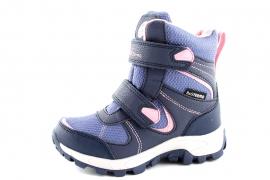 Купить Модель №6901 Зимние ботинки ТМ «BG» Termo - фото 1