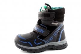 Модель №6478 Зимние термо-ботинки ТМ KROKKY
