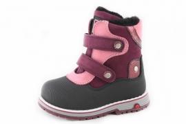 Модель №5942 Зимние ботинки ТМ «MINIMEN» (Турция)