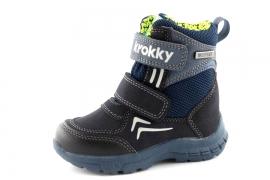 Модель №6480 Зимние термо-ботинки ТМ KROKKY