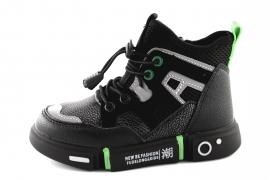 Модель №6772 Демисезонные ботинки ТМ CLIBEE (Румыния)